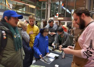Great Bear Rain forest Book Signing