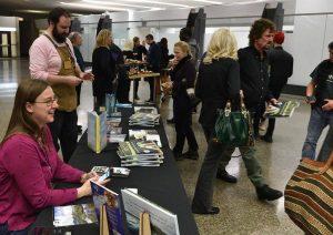 Great Bear Rain forest Books on display