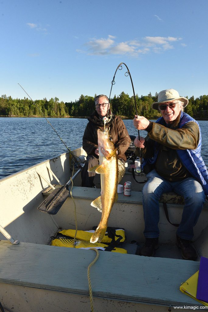 Fishing, Outpost Lodge