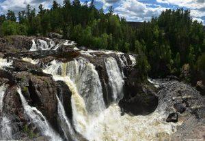 Aubrey Falls, Northern Ontario