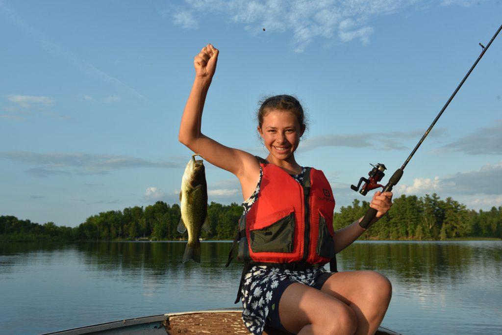 Fish! Long Lake, Perth, Ontario