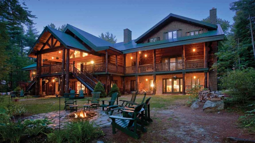 Starlight Culinary Experience at Trout Point Lodge, Nova Scotia
