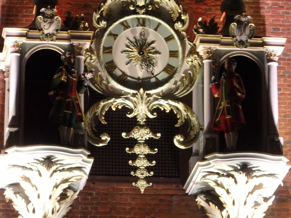フォートナム&メイソン 時計