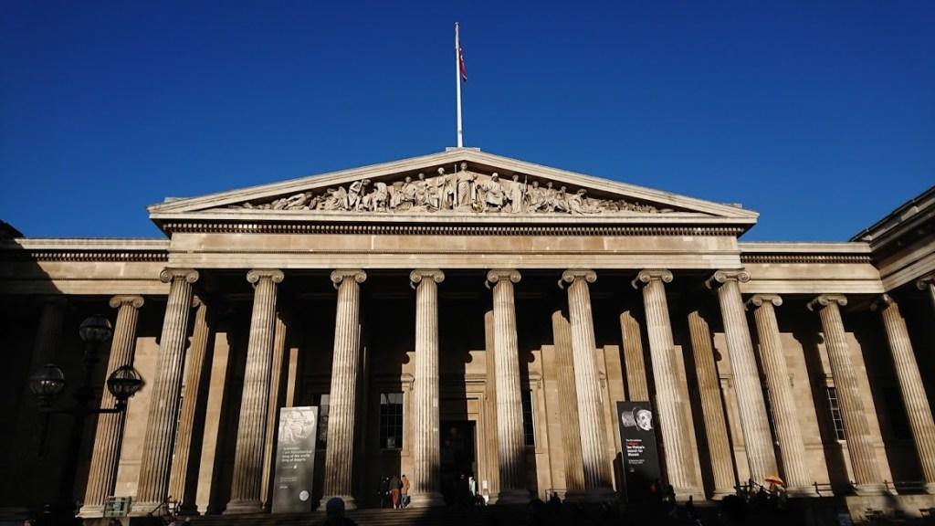 大英博物館 見どころ