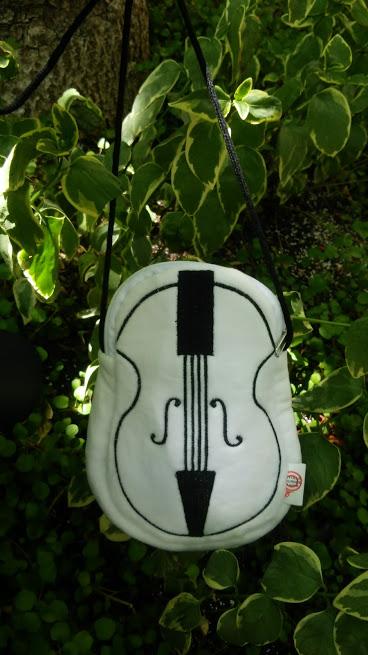 バイオリンポーチ