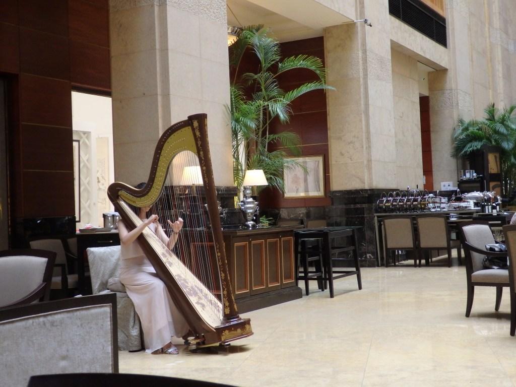 フラトンホテルアフタヌーンティー