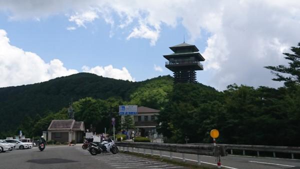 道の駅ごまさんスカイタワー