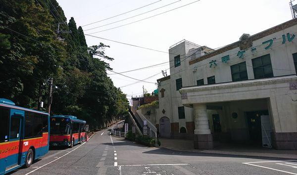六甲ケーブル山上駅