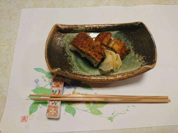 鱧づくし 棒寿司
