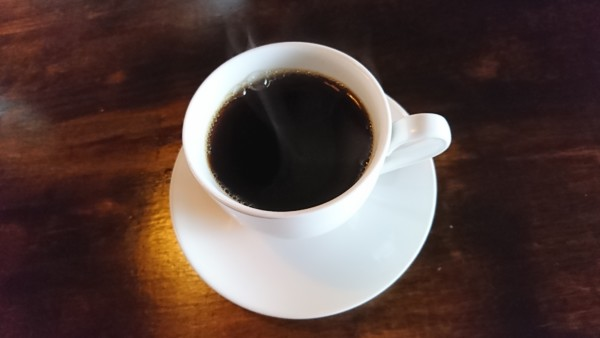 酪農カフェ酪 コーヒー