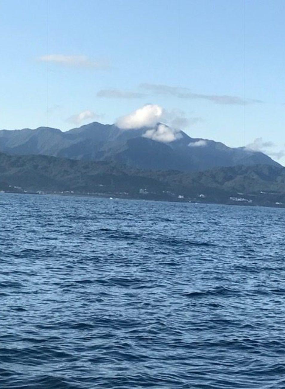 新潟県中越地区の海水温