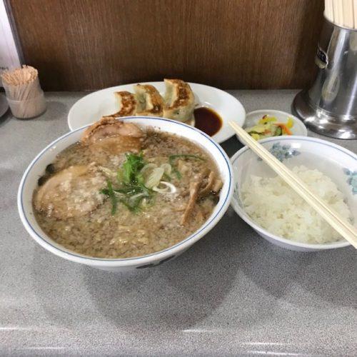 新潟県中越地区のラーメン巡り