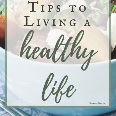 Episode 9: Our Take on Living a Healthy Balanced Life