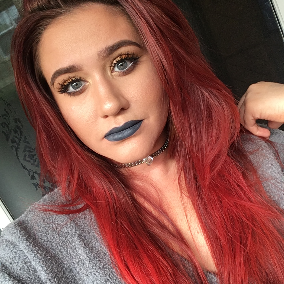 Colorful Lip Look