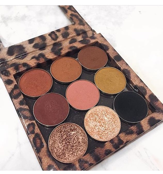 Makeup Geek Staple Shadows