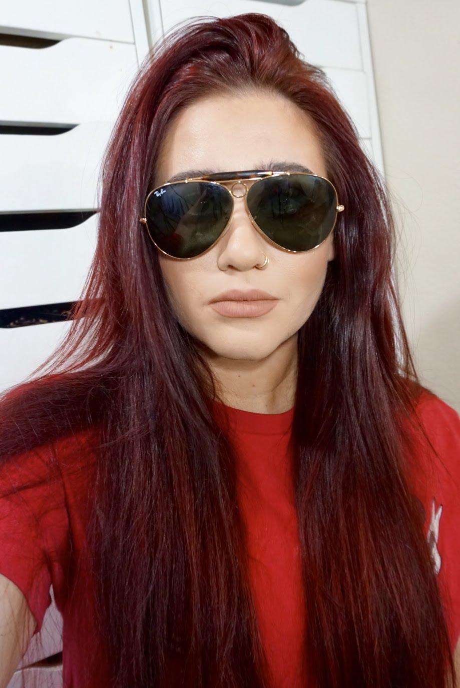 pilot aviator rayban sunglasses