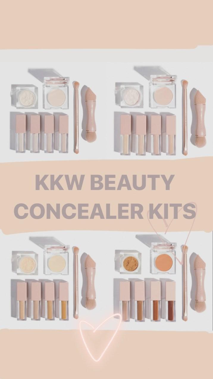 kkw concealer kit