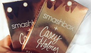 CaseyxSmashbox Pearl & Gold
