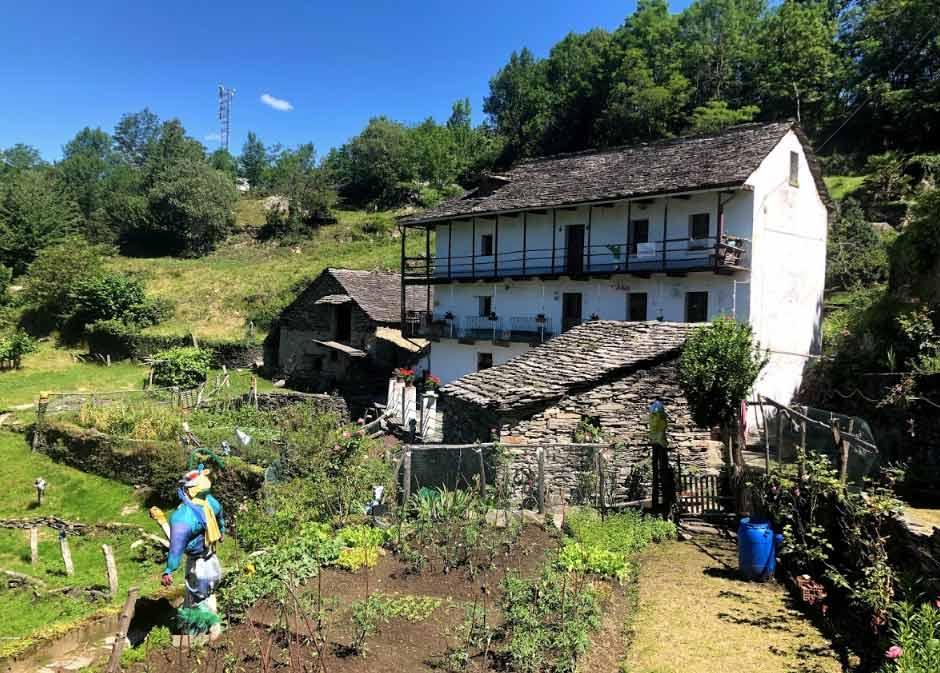 Casa Boc, Cardezza Italy