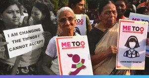 #metoo movement India