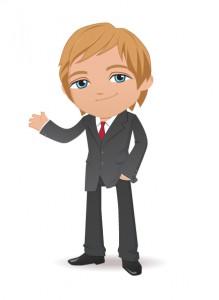 Kimb Suit Tie
