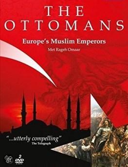 Üç Bölümlük The Ottomans Europe's Muslim Emperors belgesel dizisinin afişi...