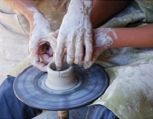 Making Pottery Together II