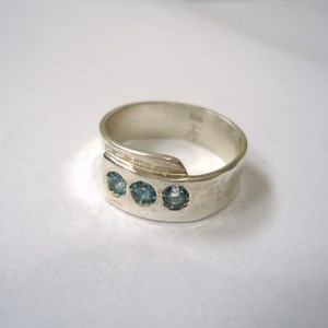 Metalsmithing ring 2