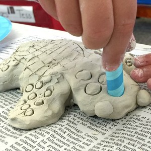 Ocean Art Clay for Tots