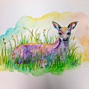 Intro to Watercolor for Teens_Anna Leigh Moore 2