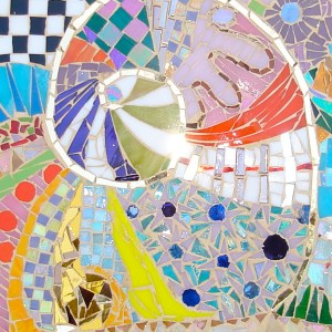 Mosaics 101 and 201 for adults