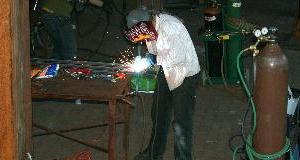 Sculptural Welding (3)