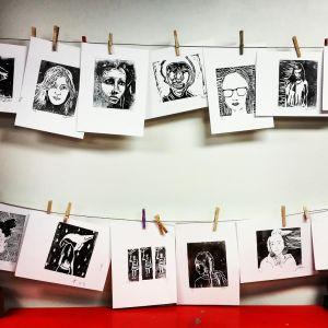 Teen Printmaking Workshop
