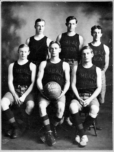 Early Days of Basketball at Kimball Union   Kimball Union ...