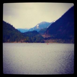 bunsen lake, Coquitlam BC