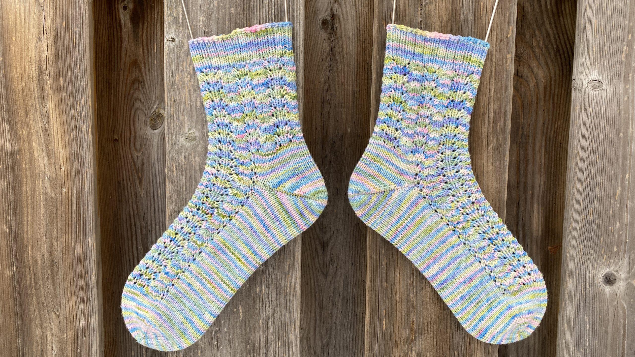 Rivergrass Socks