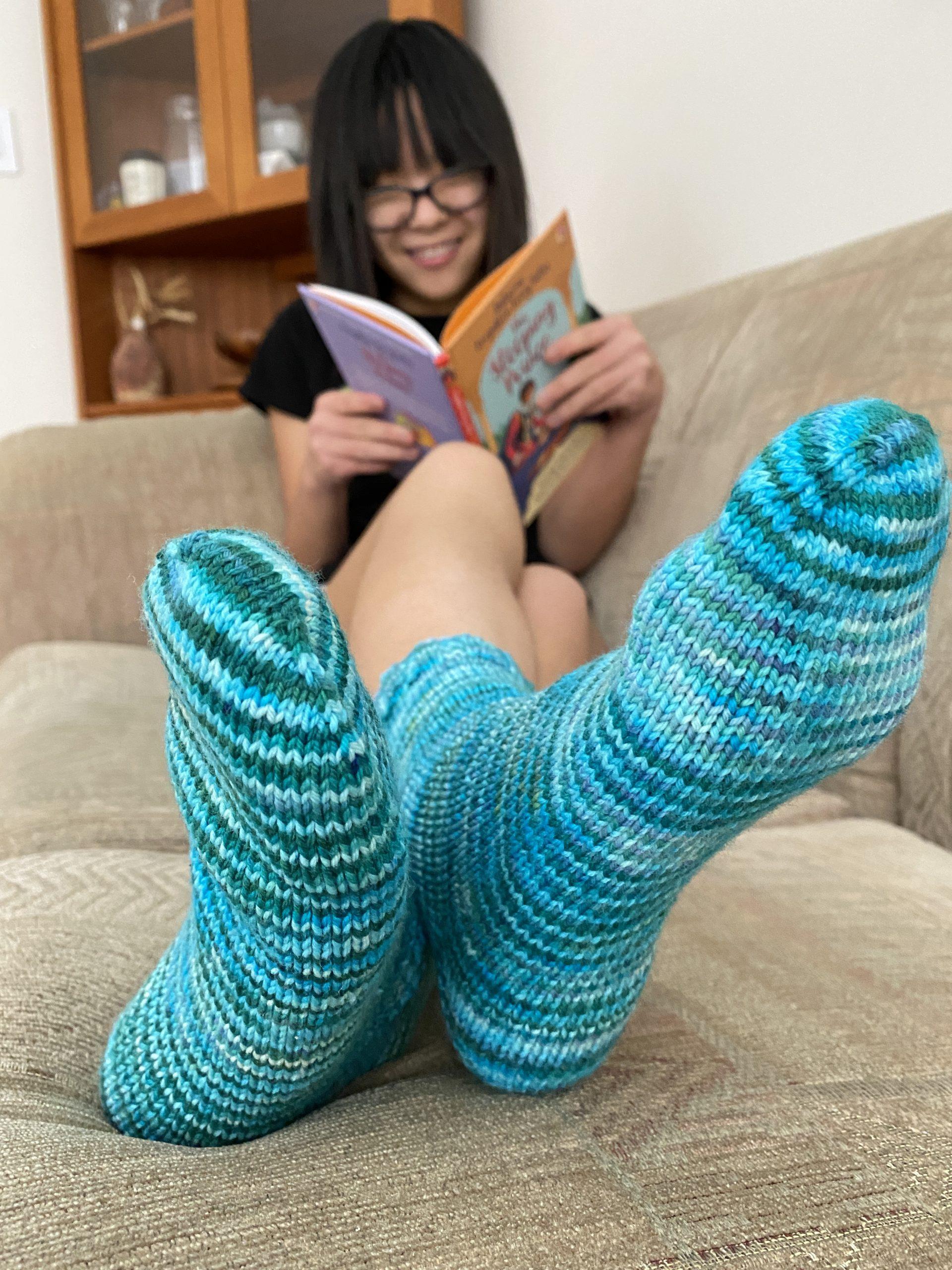 Leah's Socks