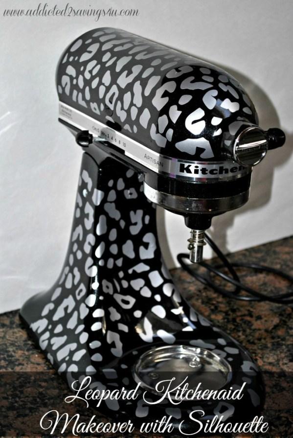 10+ Awesome Kitchen Aid Mixer Ideas | www.kimberdawnco.com