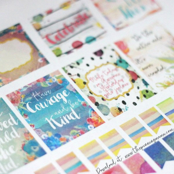 10+ Sticker Paper Projects | www.kimberdawnco.com