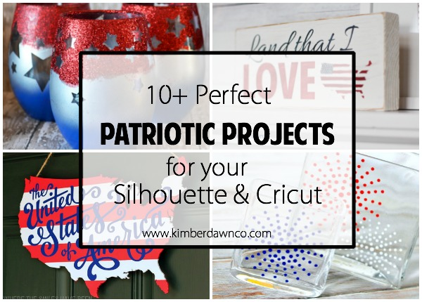 10+ Perfect Patriotic Projects
