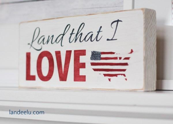 10+ Perfect Patriotic Projects | www.kimberdawnco.com