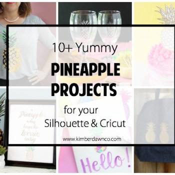 10+ Yummy Pineapple Projects
