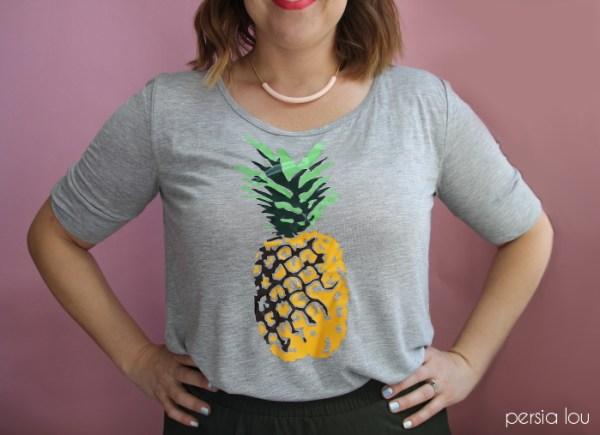 10+ Yummy Pineapple Projects | www.kimberdawnco.com