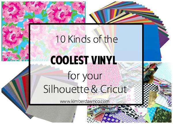 10 of the Coolest Kinds of Vinyl | www.kimberdawnco.com