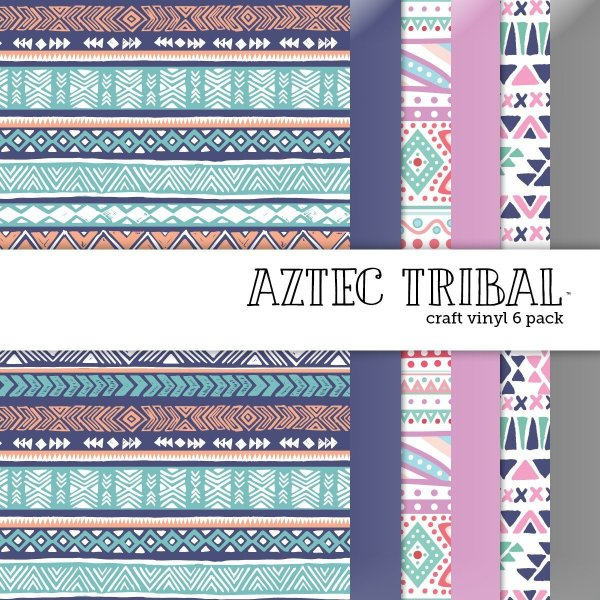 10 of the Coolest Kinds of Vinyl: Aztec | www.kimberdawnco.com