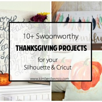 10+ Thanksgiving Projects