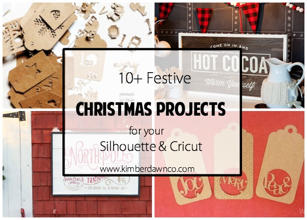 10+ Festive Christmas Projects
