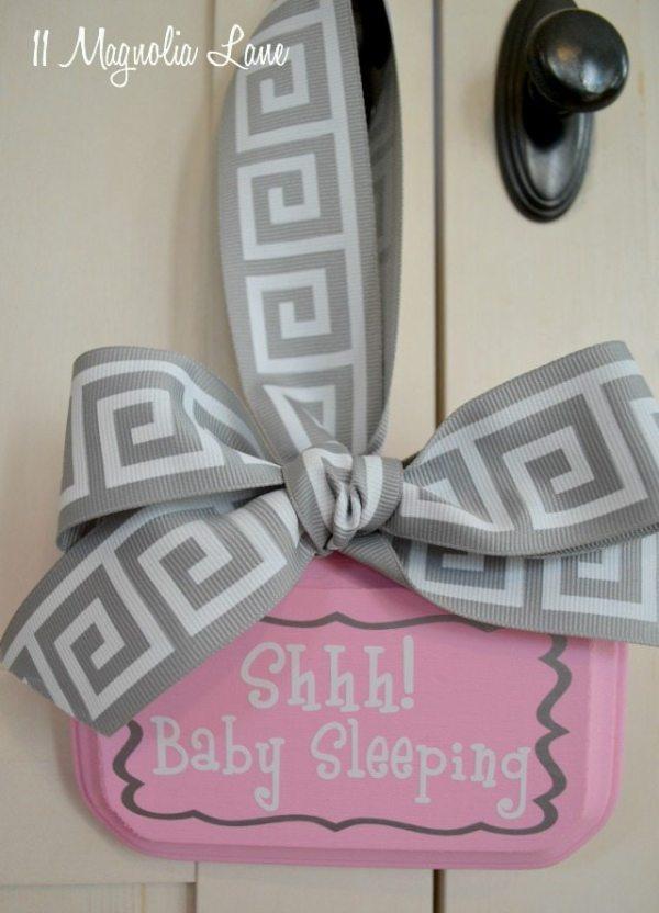 10+ Precious Handmade Baby Projects for your Silhouette & Cricut   www.kimberdawnco.com
