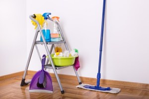 guide to spring cleaning products and tools