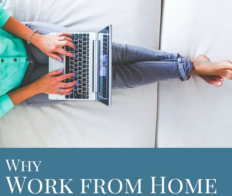 Why Work from Home?